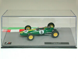 Lotus 25 jim clark #8 1963 1//43 ixo f1 formula 1 panini fascicle champion