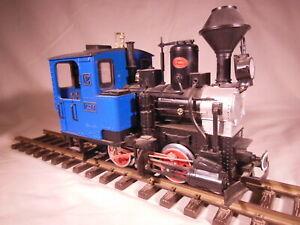 2020 LGB The Blue Train Loco G Scale