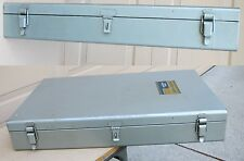STANLEY -DEFIANCE TOOL CHEST #895,  C.1950, SCARCE VINTAGE TOOL!