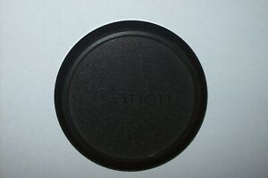 VINTAGE CANON B- 62mm CLEAN PUSH ON FRONT LENS CAP FOR CANON 35-70MM ZOOM LENS