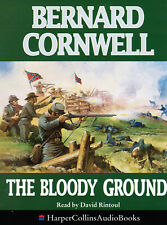 Audio Book - Bernard Cornwell THE BLOODY GROUND read by David Rintoul