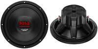 Boss 12-Inch 3600-Watt 4-Ohm DVC Power Car Subwoofers (Pair) | 2 x CH12DVC