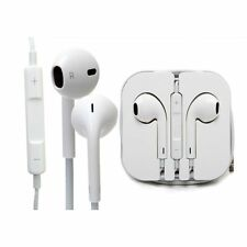 Auricular Para Apple iPhone 6s 6 5s 5 5C Ipad Earpod Auriculares Manos Libres Con Micrófono