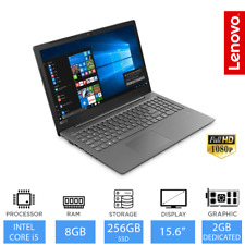 "Lenovo V330 15.6"" 8th Gen Intel Core i5 Laptop 8GB, 256GB SSD, DVD, 2GB Graphics"