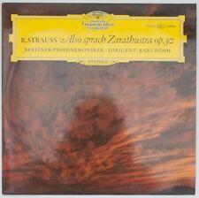 Strauss, Also sprach Zarathustra, Karl Böhm [DGG 136 001]