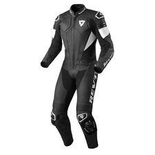 Combinaisons de motocyclette noirs pour Eté