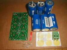 Ultracapacitor Module KIT: Battery Eliminator,Car Audio, parts, No Capacitors