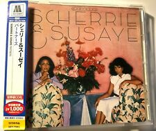 Partners by Scherrie & Susaye Payne & Greene (CD 2013) The Supremes Japanese