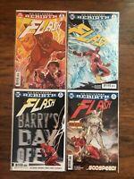 Godspeed Key Issues/ First Appearance Set The Flash CW Season 6 NM 1st Print