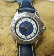 Mauboussin Automatic 18K White Gold Unisex Watch W/Date, Mother-of-Pearl Dial