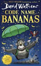 Code name Bananas by David Walliams (2020, Hardcover)