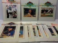 11 Topps Stadium Club Master Photo Baseball Card Lot Jose Canseco Barry Bonds