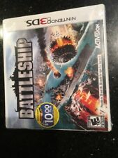 Battleship 3DS New Nintendo 3DS, Brand New Factory Sealed
