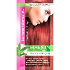 Colore semi-permanente rosso intenso senza ammoniaca per capelli