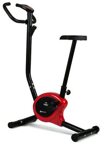Red Rio Exercise Bike HS Stationary Bike Magnetic Resistance System SALE