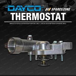 Dayco Thermostat Housing Type for Holden Captiva CG 3.2L V6 V-DOHC LU1