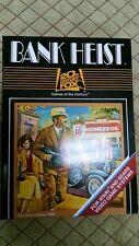 CASE FRESH NOS NEW SEALED BANK HEIST 20th CENTURY FOX 1983 ATARI 2600 RARE BOX