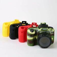 Soft Silicone Rubber Protective Body Case Cover Bag for Canon 90D Camera