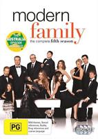 Modern Family : Season 5 : NEW DVD