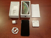 NEW Apple iPhone XS Max - 256GB - Space Gray (AT&T) A1921 (MT5Y2LL/A)