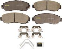 Disc Brake Pad Set-AWD Rear Monroe CX536