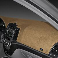 For Fiat 124 Spider 17-20 Dash Designs Poly-Carpet Vanilla Dash Cover
