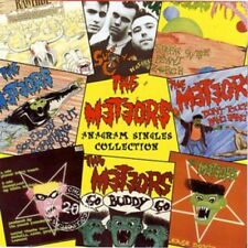 The Meteors - Anagram Singles Collection [New CD]