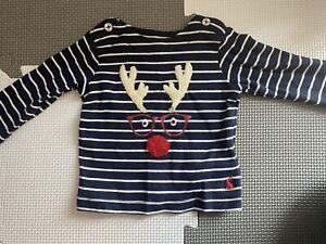 Joules Baby Christmas Junper