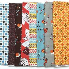 Quilting Cotton Fabric 1/2y Flea Market  Fancy Floral Denyse Schmidt Retired