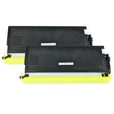 2 PK High Yield Toner Cartridge Black for Brother TN-570 TN570 MFC-8440D HL-5140