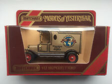 Matchbox Models of Yesteryear Y-12 1912 Model T Ford - Silverstone 100 Years