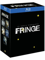 20 Blu ray Box Cofanetto FRINGE collezione serie completa nuovo sigillato