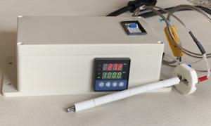 Plug & Play PID Ramp Soak Time Kiln Oven Temperature Controller °F 60 Segment