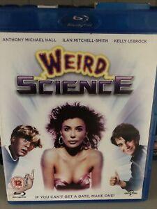 Weird Science [Blu-ray] [Region Free]