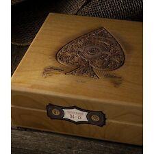 Luxury Edition BOX SET 4 ARTISANS black white Theory11 deck Playing Cards USPCC