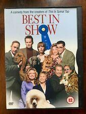 Best in Show DVD 2000 Dog Crufts Mocuemtnary Comedy Movie Classic + Snapper Case