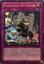 Yugioh! Ghostrick-Go-Round - LVAL-EN074 - Rare - 1st Edition Near Mint, English