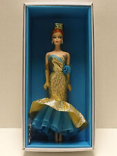 2013 Happy New Year Barbie. Gold label. BFC Exclusive. with shipper.