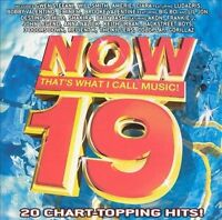 Now Thats What I Call Music : Now, Vol. 19 CD