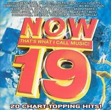 Now That's What I Call Music! 19 by Various Artists (CD, Jul-2005, Capitol)