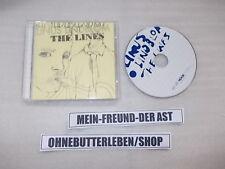 CD Jazz Linus Lindblom - The Lines (9 Song ) HOOB JAZZ