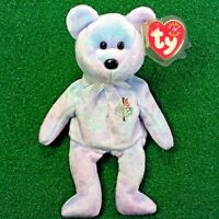 8.5 inch TY Beanie Baby Vancouver MWMTs ISSY the Four-Seasons Hotel Bear