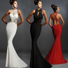 Spitze Abendkleid Ballkleid Hochzeitskleid Brautkleid TOP Mermaid Kleid BC435