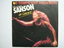 VERONIQUE SANSON 45 TOURS FRANCE EN CONCERT