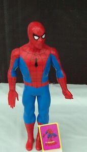 Vintage Spider Man Doll Presents Hamilton Gifts Toy Marvel Comics P6800 c1990