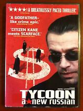 Tycoon - A New Russian (DVD, 2002) - F0317