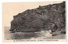 CPA 44 - SAINTE MARIE SUR MER (Loire Atlantique) - 26. Au Sablon. Le Rocher