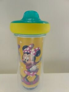Disney The First Years Minnie Mouse Insulated Sippy Cup 9 oz.  Minnie/Daisy Duck