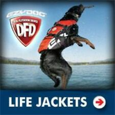 EzyDog - Dog Flotation Device - DFD