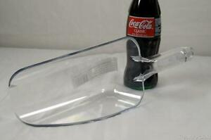 NEW 24 Oz. (Ounce) Standard Size Cambro Clear Ice Scoop Made In The USA